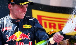 Max Verstappen Spanish Grand Prix F1 Red Bull