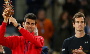Novak Djokovic v Andy Murray Madrid Open
