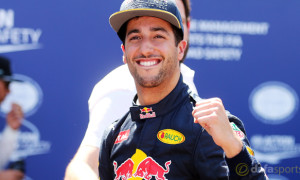 Canadian Grand Prix 2016 Red Bulls Daniel Ricciardo