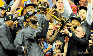 Cleveland Cavaliers NBA 2016 Champion