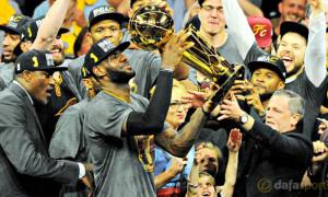 Cleveland Cavaliers NBA 2016 Champion