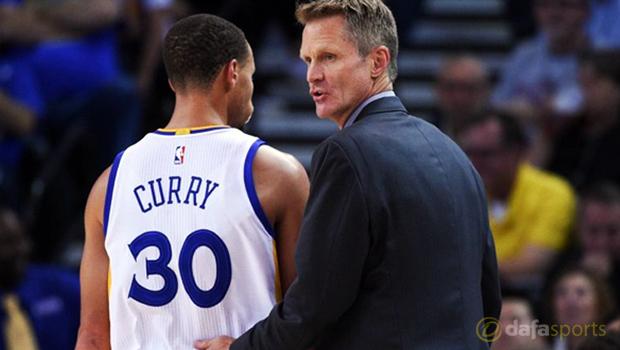 NBA: Golden State Warriors coach Steve Kerr still ...