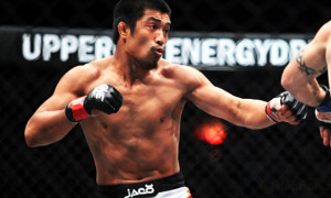 One FC Dynasty of Champions Jadamba vs. Kelly