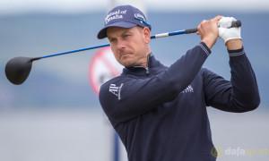 Henrik Stenson Scottish Open