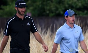 Dustin-Johnson-and-Rory-McIlroy-Golf
