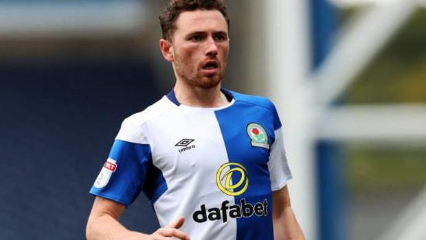Blackburn-Rovers-midfielder-Corry-Evans