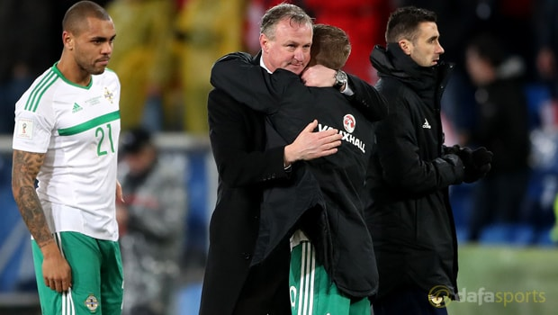 Northern-Ireland-manager-Michael-O-Neill-2018-World-Cup