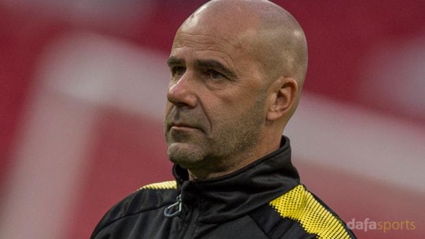 Peter-Bosz-Borussia-Dortmund