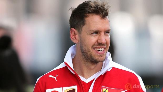 Sebastian-Vettel-Formula