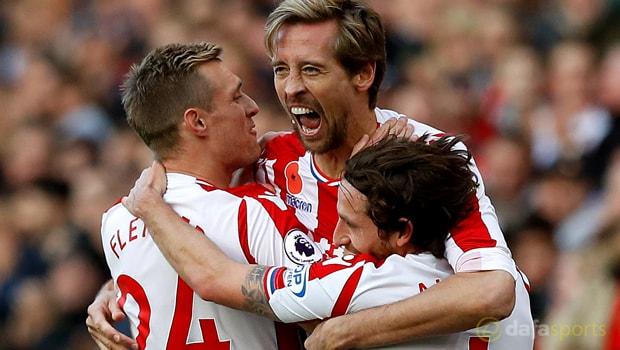 Stoke-striker-Peter-Crouch