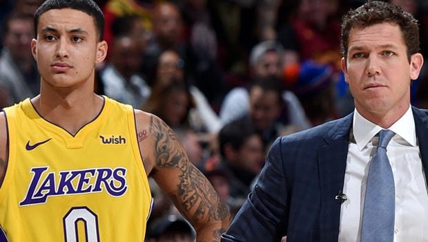 Los-Angeles-Lakers-rookie-forward-Kyle-Kuzma