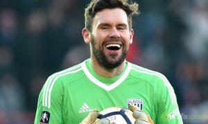 West-Bromwich-Albion-goalkeeper-Ben-Foster