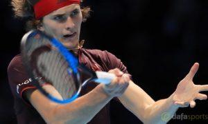 Tennis-Alexander-Zverev
