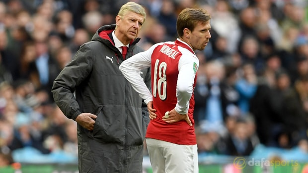 Arsenal-left-back-Nacho-Monreal