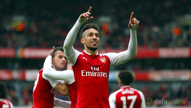 Arsenal-striker-Pierre-Emerick-Aubameyang