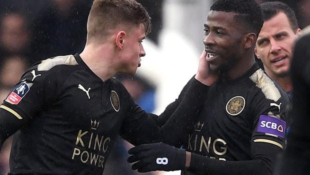Leicester midfielder Harvey Barnes-min