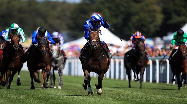 Battaash Horse Racing