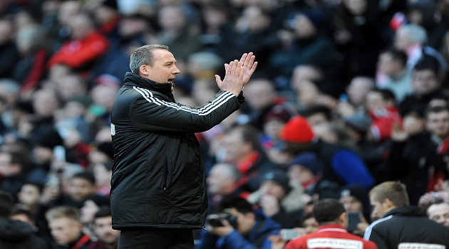 Rene Meulensteen Fulham Premier League