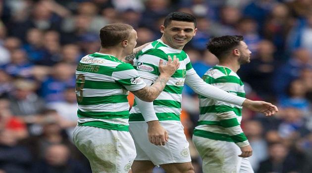 Tom Rogic Celtic Scottish Premiership