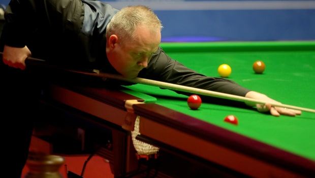 John Higgins Snooker China Championship