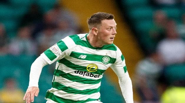 Callum McGregor Celtic midfielder