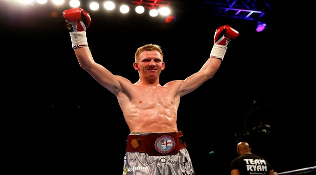 Ted Cheeseman Boxing
