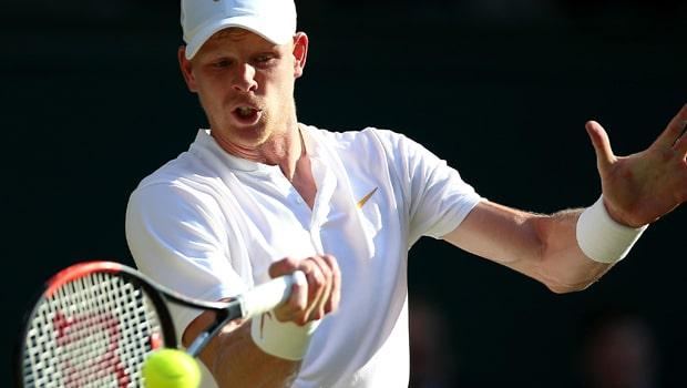 Kyle Edmund Tennis Shanghai Masters