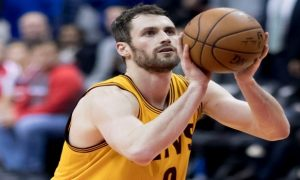 Kevin Love Cleveland Cavaliers NBA