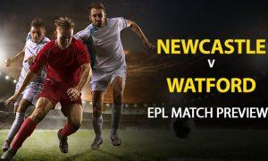 Newcastle vs Watford