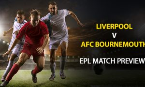 LIVERPOOL-v-AFC-BOURNEMOUTH