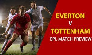 Everton-vs-Tottenham