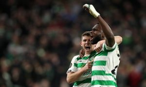 Ryan Christie Celtic FC