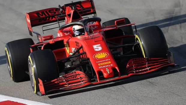 Ferrari-f1