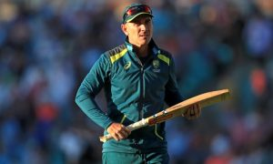 Justin Langer Cricket