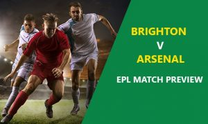 Brighton and Hove Albion vs Arsenal EPL Game Preview