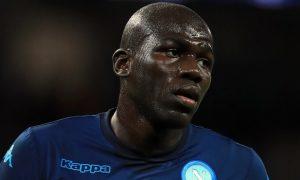 Kalidou Koulibaly Napoli defender