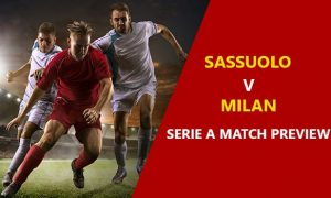 Sassuolo vs AC Milan: Serie A Game Preview