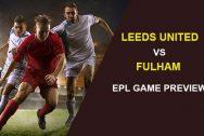 Leeds United vs Fulham