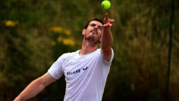 Murray Pulls Out Of Cologne Event