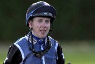 Jockey Nathan Evans