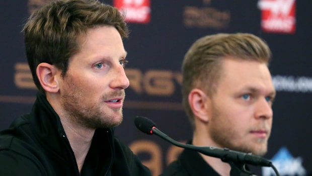 Grosjean And Magnussen To Leave Haas By 2021