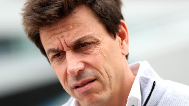 Toto Wolff F1