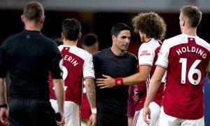 Arsenal vs. Molde
