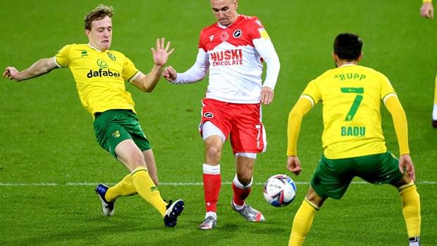 Norwich City v Millwall