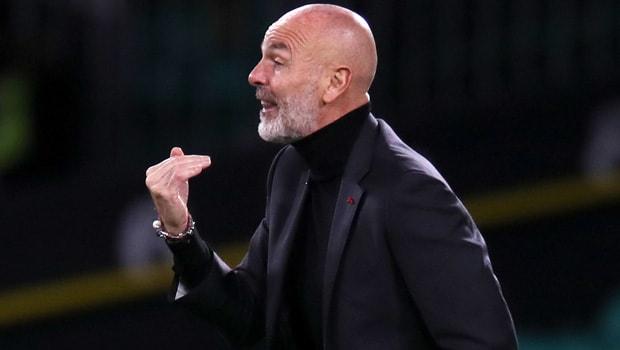Stefano Pioli AC Milan coach