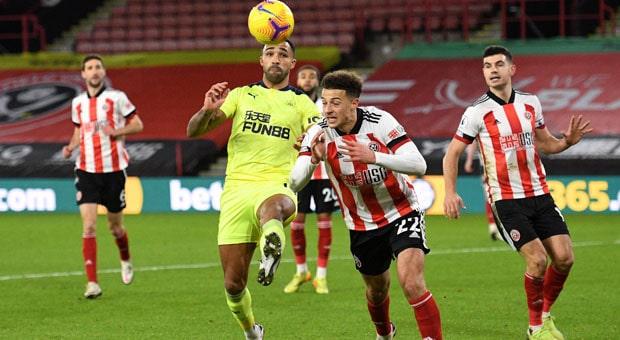 Sheffield United Finally Get a Win as Ethan Ampadu Dominates vs Newcastle United