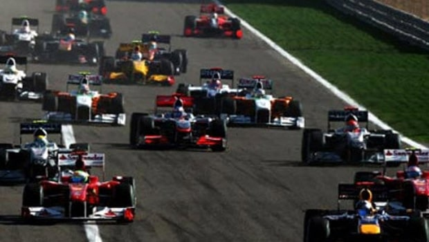 F1 Postpones Australian and Chinese GP