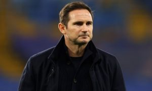 Lampard Says Chelsea Doesn't Have the Experience to Win the Premier League
