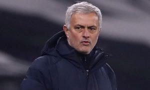 Jose Mourinho Tottenham Hotspur