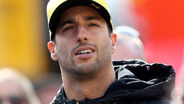 Ricciardo Excited About Prospect With McLaren